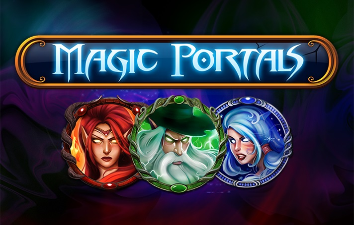 Magical Portals Video Slot