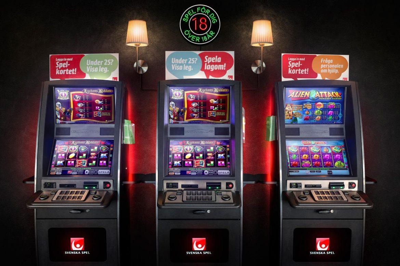 Jack Vegas och videospelautomater
