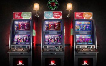 Vegas automater
