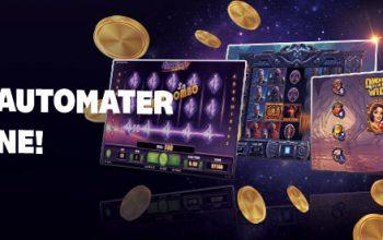 det är kul med spelautomater
